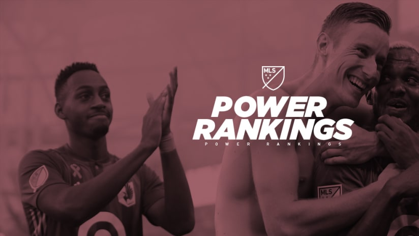 Power Rankings - Minnesota United - happy