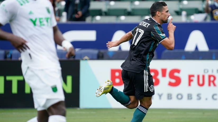 Recap: LA Galaxy 2, Austin FC 0
