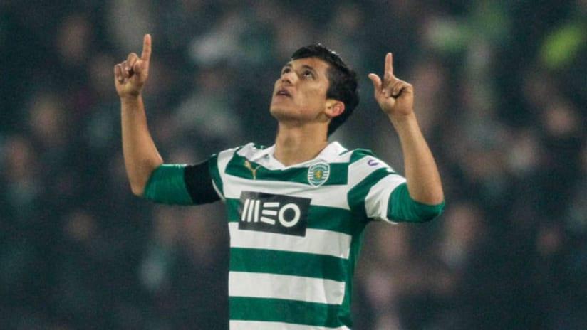 Fredy Montero, Sporting CP