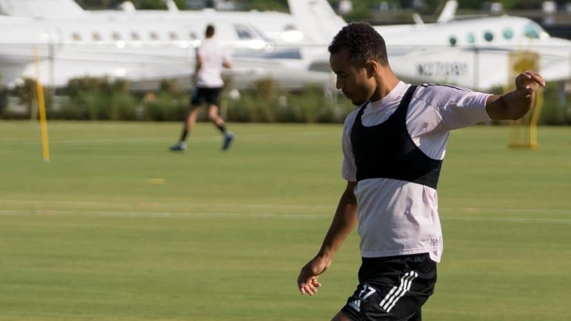 Jerome Kiesewetter - Inter Miami CF - Training