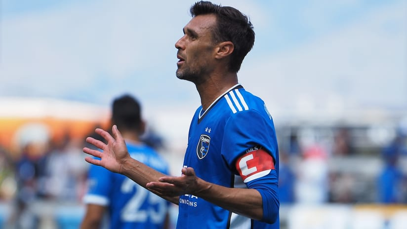 The Wondo Chronicles: Analyzing the enduring greatness of the Quakes striker
