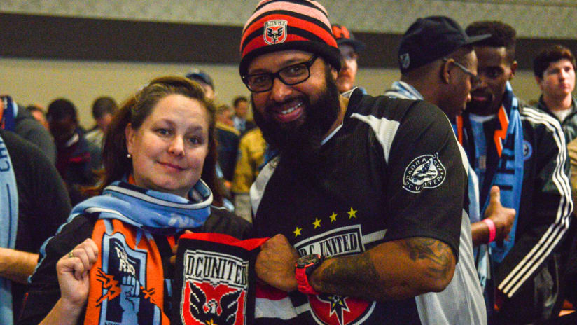 DC United and NYCFC fan - 2016 SuperDraft