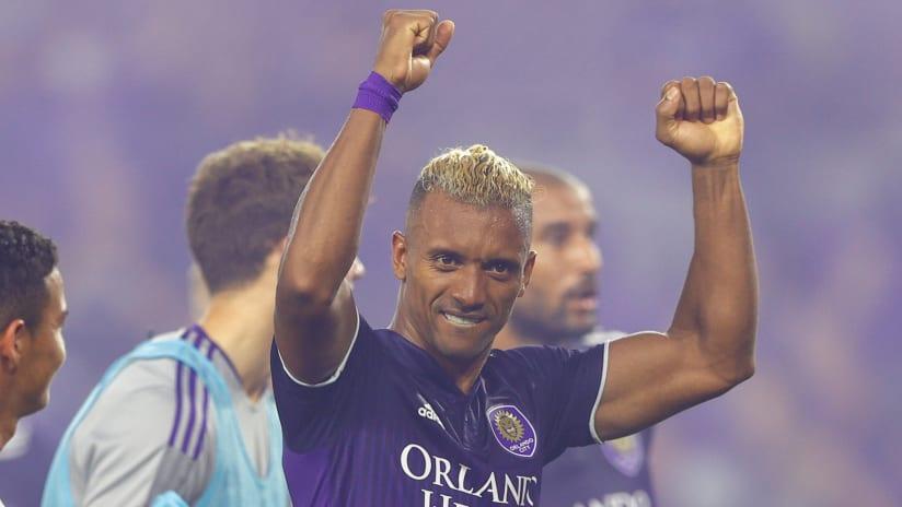 Orlando City's Nani named Week 16 MLS Player of the Week