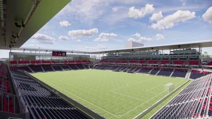 St Louis CITY SC unveil new stadium seat design renderings