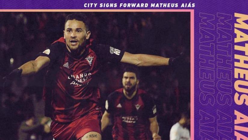 Matheus Aias - Orlando City SC