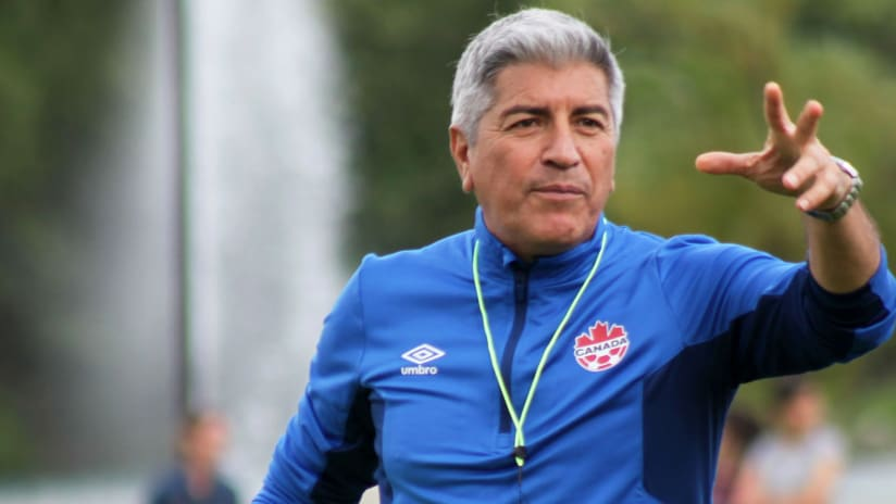 Octavio Zambrano - Canada Soccer
