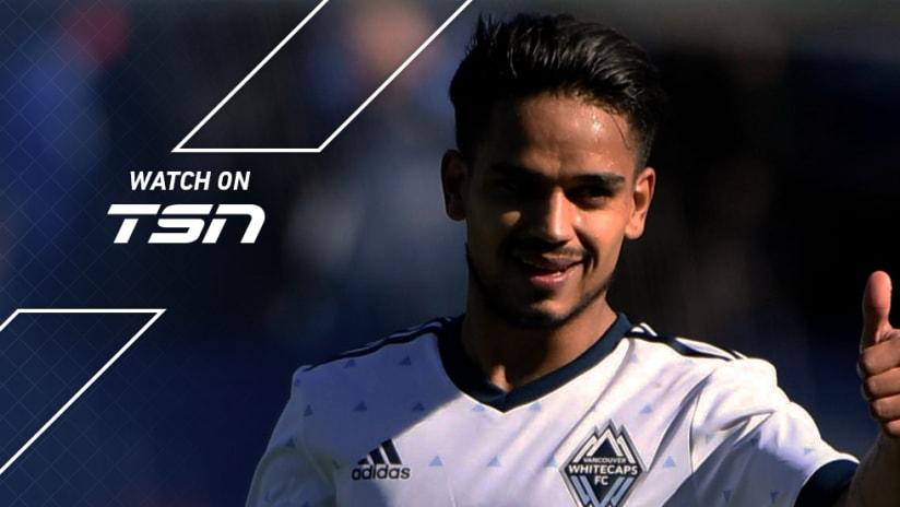 Cristian Techera - Vancouver Whitecaps FC - TSN