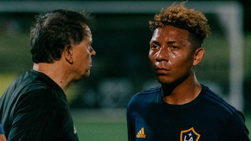 Kobe Hernandez-Foster - LA Galaxy - GA Cup