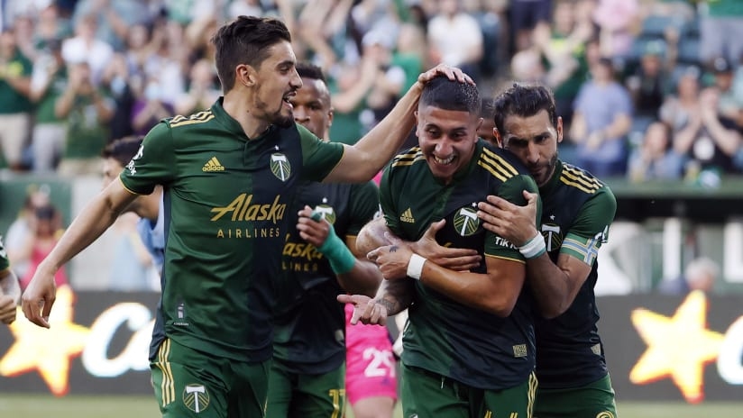 Recap: Portland Timbers 2, Sporting Kansas City 1