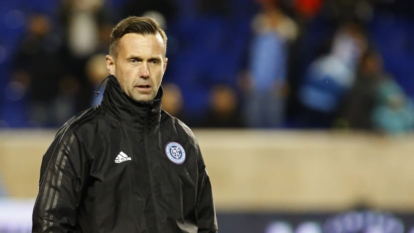 Ronny Deila: NYCFC roster in a good place now, but will improve