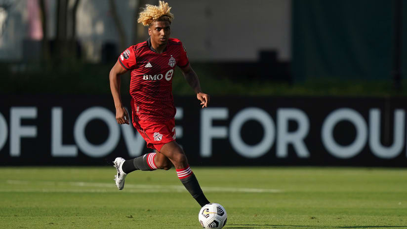 Toronto FC sign homegrown defender Luke Singh