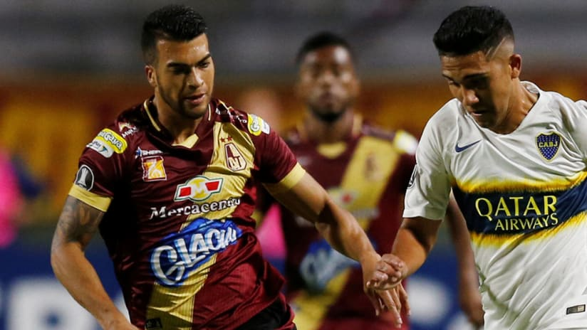 Emanuel Reynoso - Boca Juniors - Minnesota rumored signing