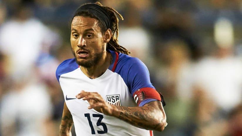 Jermaine Jones - US national team - May 28, 2016