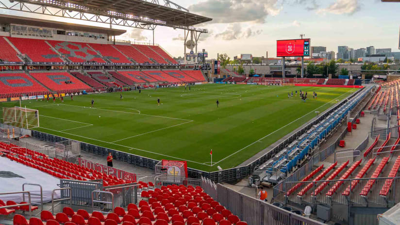 Toronto FC to expand BMO Field to host 2026 World Cup matches