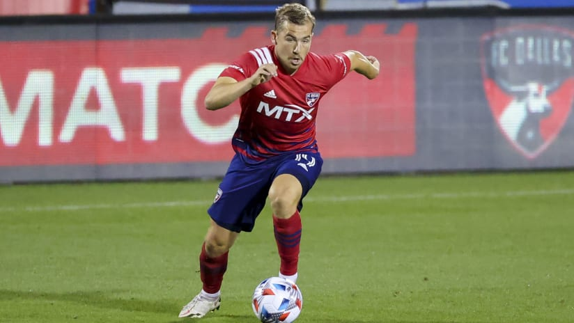"FC Dallas' Paxton Pomykal: ""I'm not a big fan of Houston...the city in general"""