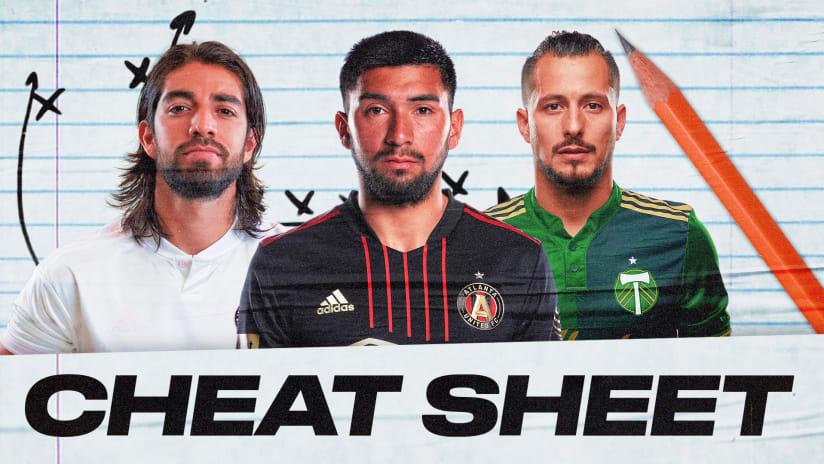 Weekend Cheat Sheet: Your guide to watching MLS Week 26