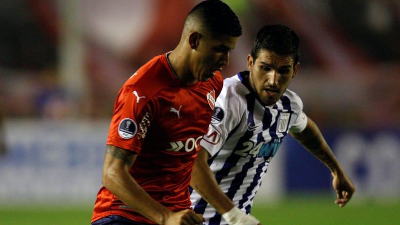 Alan Franco - Independiente - close shot