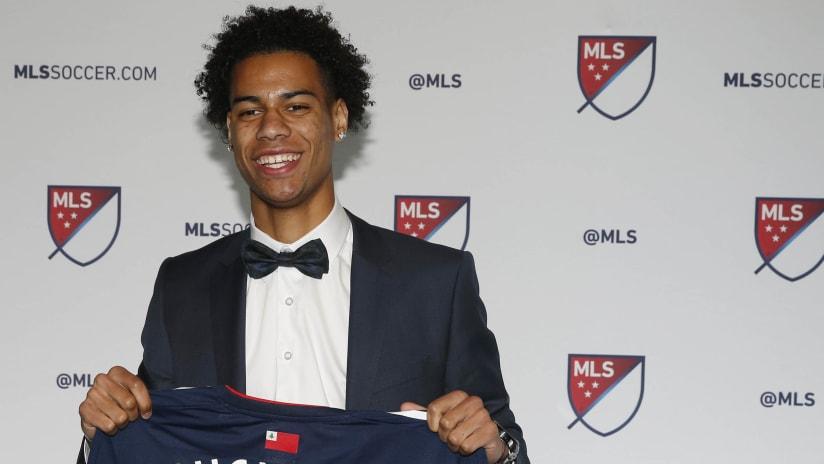 Tajon Buchanan - MLS SuperDraft - 2019