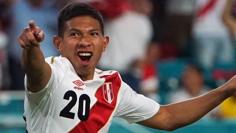 Edison Flores - Peru - DC United