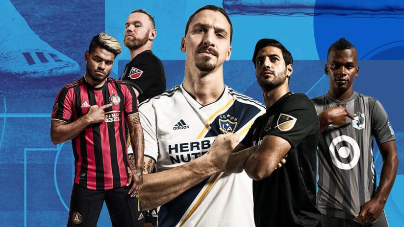 Season Preview - 2019 - Top 10 Stars
