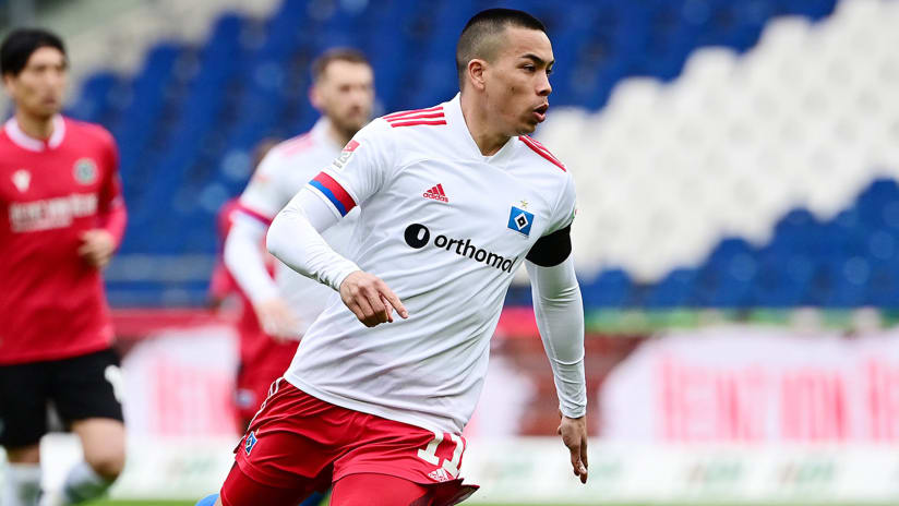 Bobby Wood leaves Hamburg early ahead of Real Salt Lake move