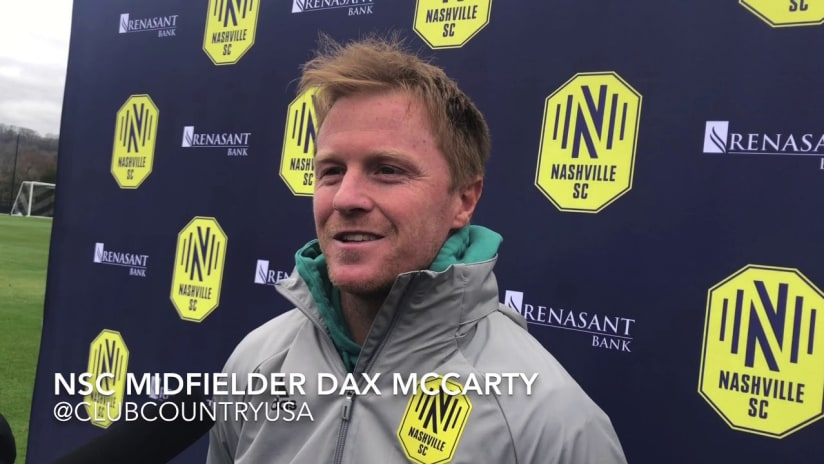 Dax McCarty - February 25, 2020