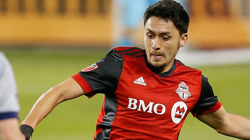 Marco Delgado - Toronto FC