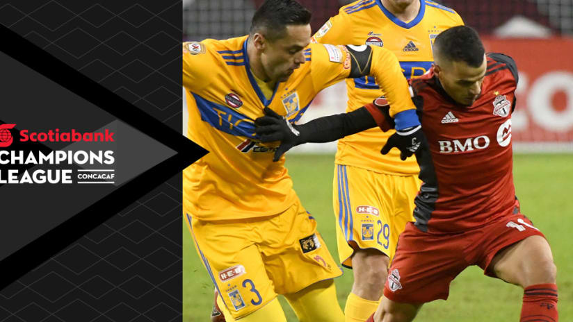 2018 CCL - Sebastian Giovinco - Toronto FC - Tigres