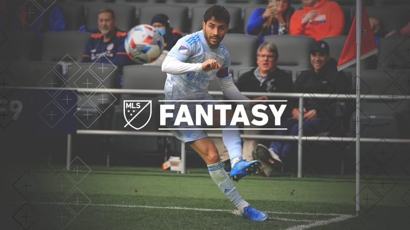MLS Fantasy Week 9 positional rankings