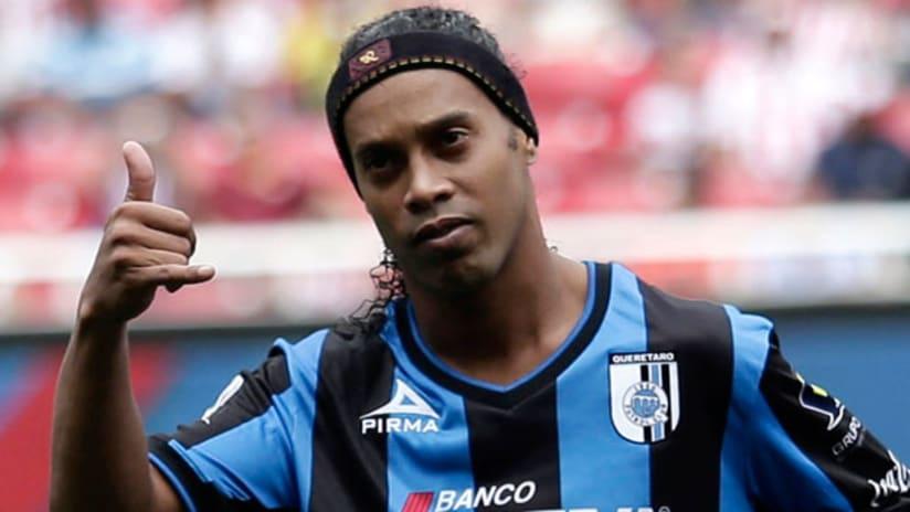Ronaldinho, Queretaro