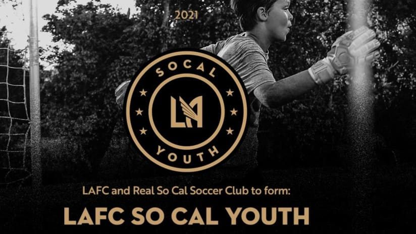 LAFC - Real So Cal - youth partnership