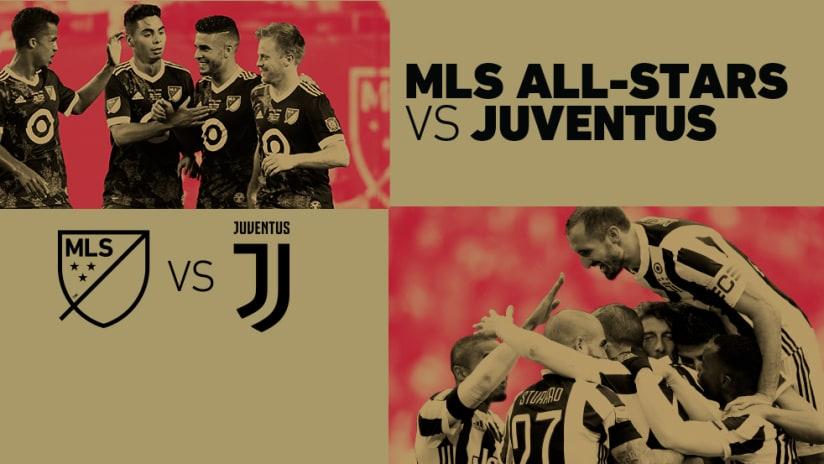 All-Star - 2018 - generic Juventus vs MLS image