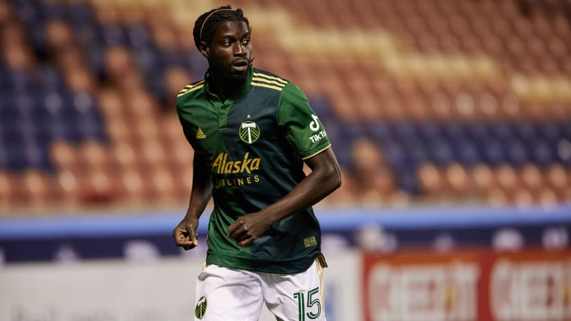 Portland Timbers defender Ismaila Jome out for rest of 2021 season