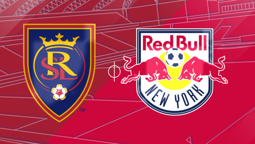 Real Salt Lake vs. New York Red Bulls - Match Preview Image