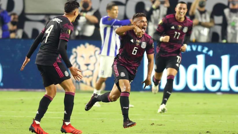 Recap: Mexico 3, Honduras 0
