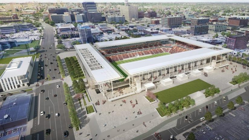 St. Louis stadium rendering 2