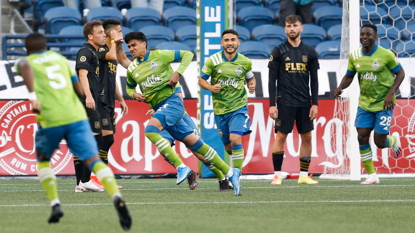 Recap: Seattle Sounders 2, LAFC 0
