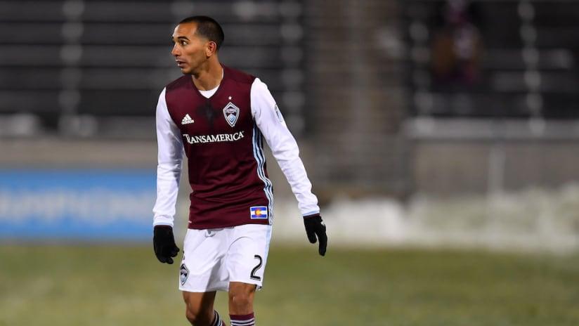 FC Cincinnati sign former US international defender Edgar Castillo