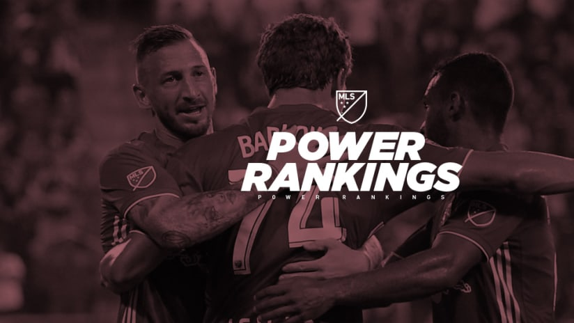 Power Rankings - Daniel Royer - hug