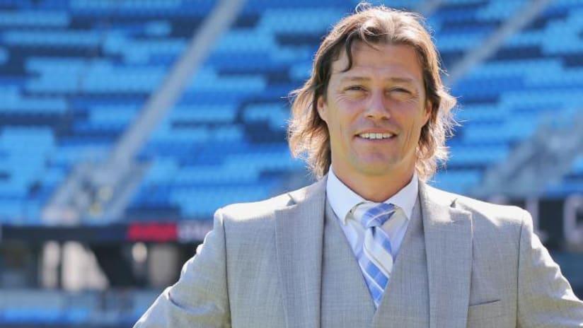 San Jose Earthquakes head coach Matias Almeyda