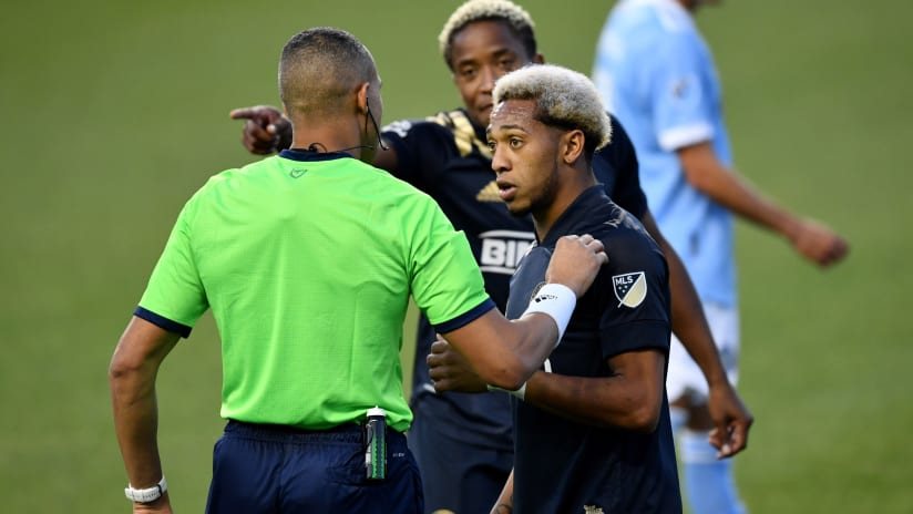MLS Disciplinary Committee hands down extra sanctions for Jose Martinez