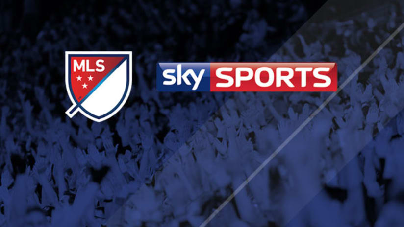 MLS and Sky Sports