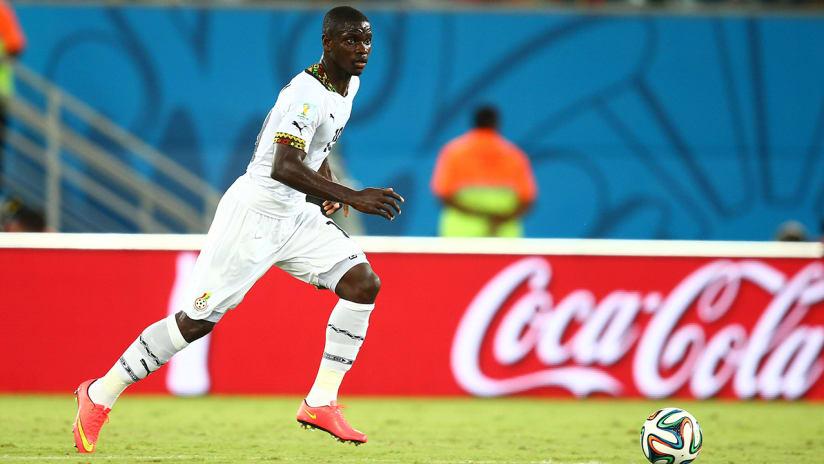 Jonathan Mensah - Ghana - World Cup 2014