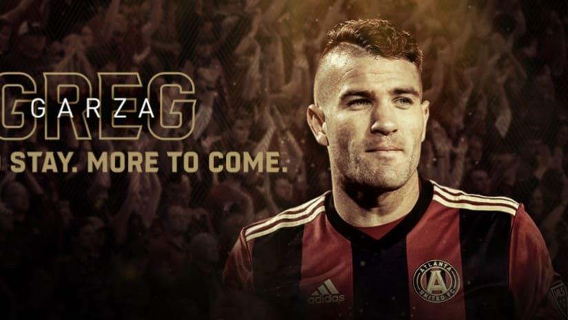 THUMB ONLY - Greg Garza - Atlanta United - Signs new deal