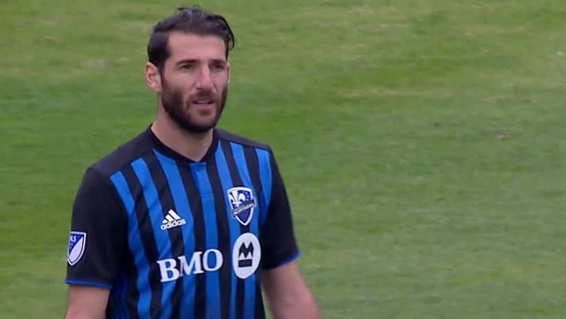 Ignacio Piatti - Montreal Impact - Return screenshot