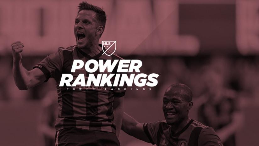 Power Rankings - Atlanta United - Kevin Kratz