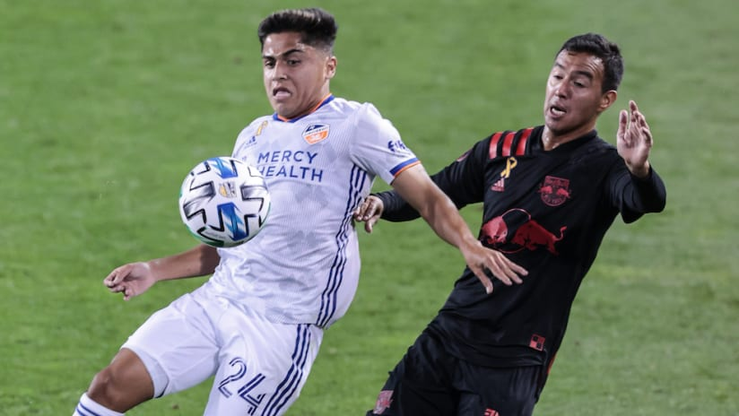 Sources: New York Red Bulls acquire Frankie Amaya from FC Cincinnati