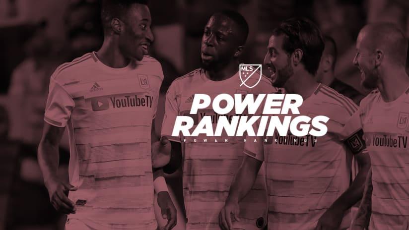 Power Rankings - LAFC