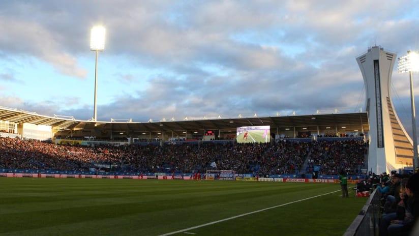 Stade Saputo - general - crowd - Montreal Impact