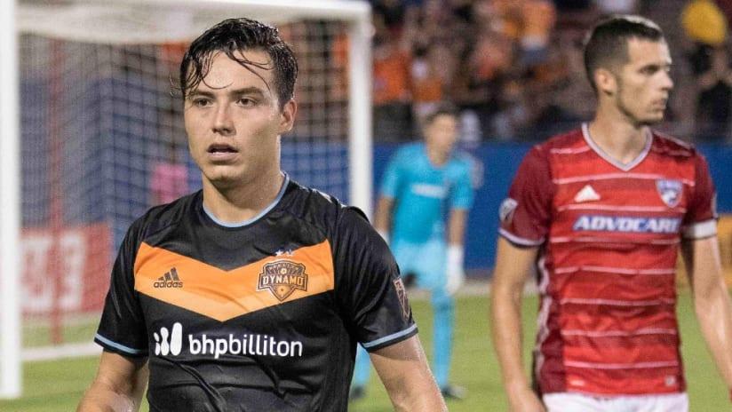 "Erick ""Cubo"" Torres - Houston Dynamo - vs FC Dallas"
